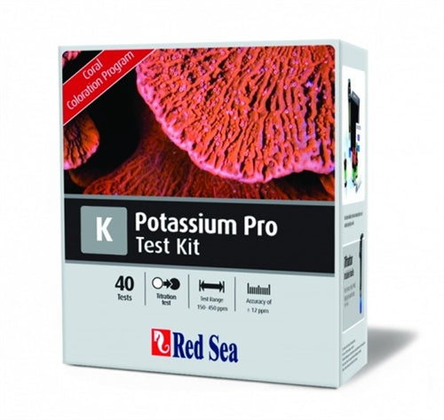 Red Sea Potassium Pro (P04) Test Kit