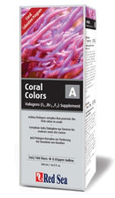 Red Sea Reef Colours A (Iodine/Halogens)