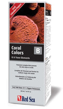 Red Sea Reef Colours B (Iodine/Halogens)