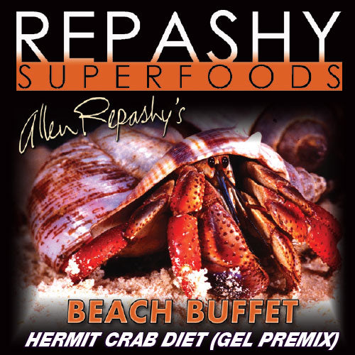 Repashy Beach Buffet Hermit Crab Diet 6 oz.