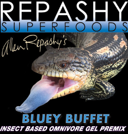 Repashy Bluey Buffet Omnivore/Skink Gel Food