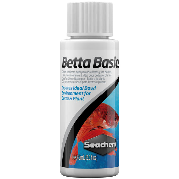 Seachem Betta Basics