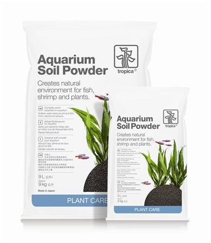Aquarium Soil Powder 3L