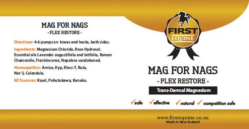 Mag for Nags - Flex Restore