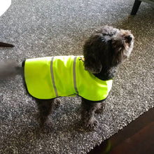 Load image into Gallery viewer, Dog Jackets High Vis