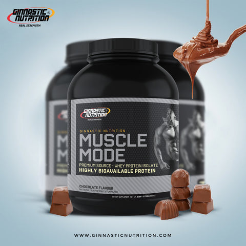 Muscle Mode Whey Protein Isolate