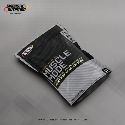 Muscle Mode Whey Protein Isolate (Half Kg)