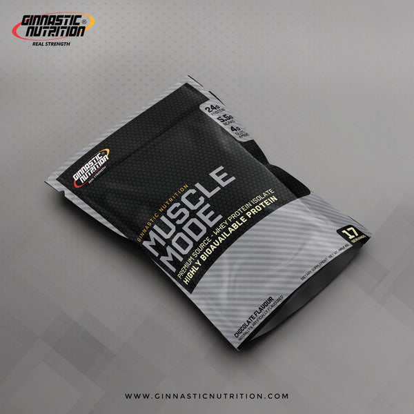Muscle Mode Whey Protein Isolate - 3 Sizes - From Rs.3800