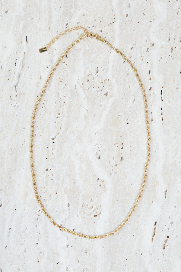 Rope Chain Necklace