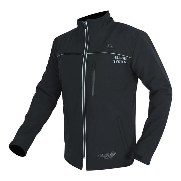 Heated Touring/Adventure Textile Jacket