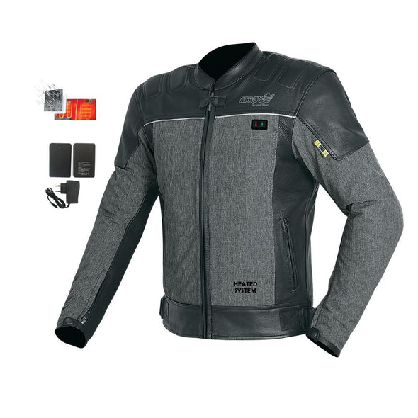 Outer Shell Racing Textile Jacket