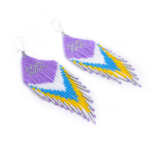 Aquarius Earrings