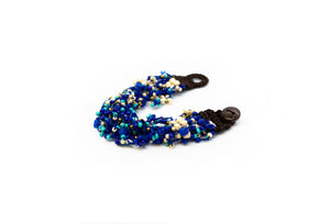 Beaded Crocheted Bracelets