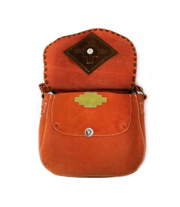 Chakana Bag - Orange