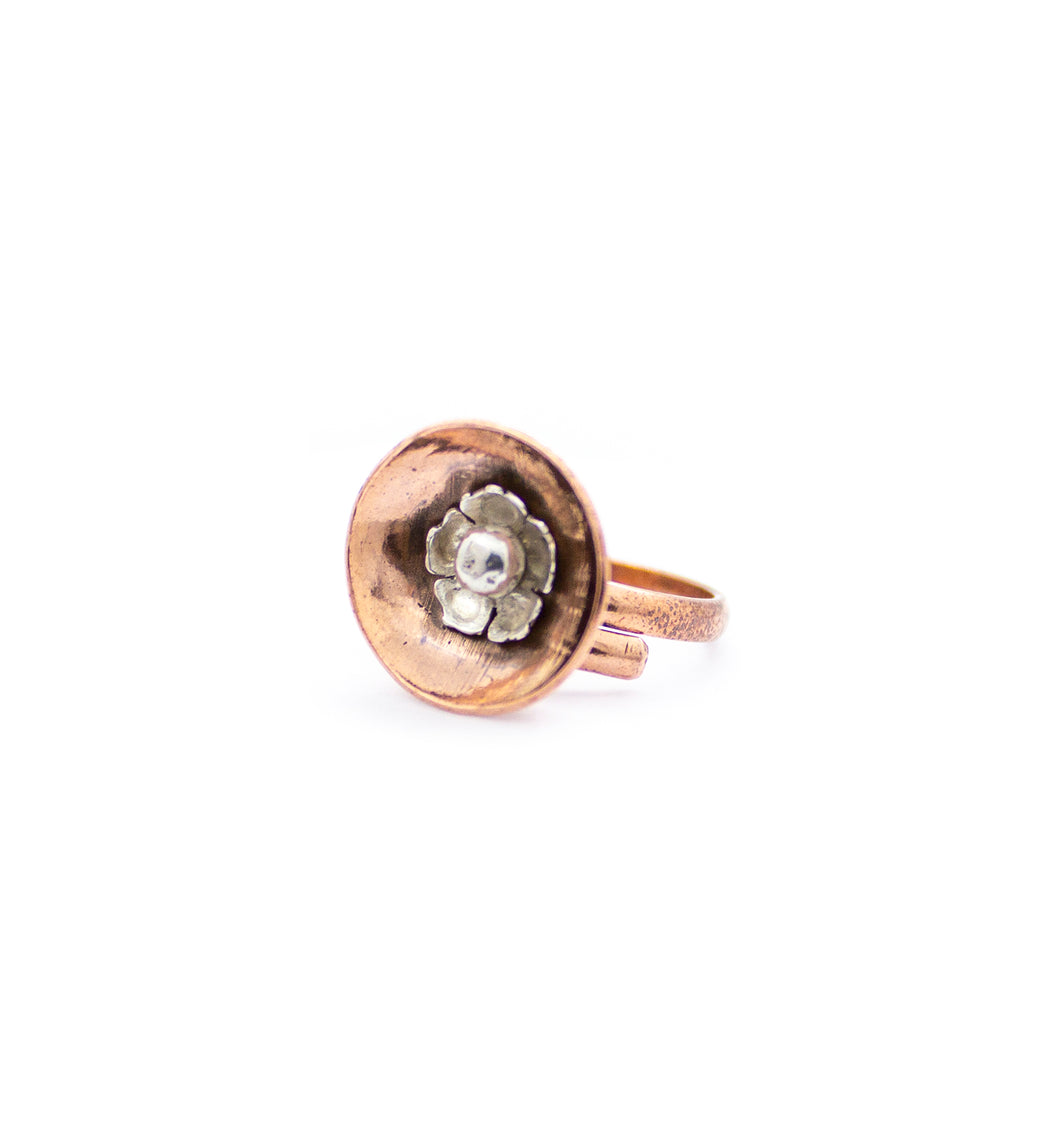 Sisa Copper Ring