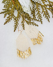 Load image into Gallery viewer, Mini Fringe Earrings