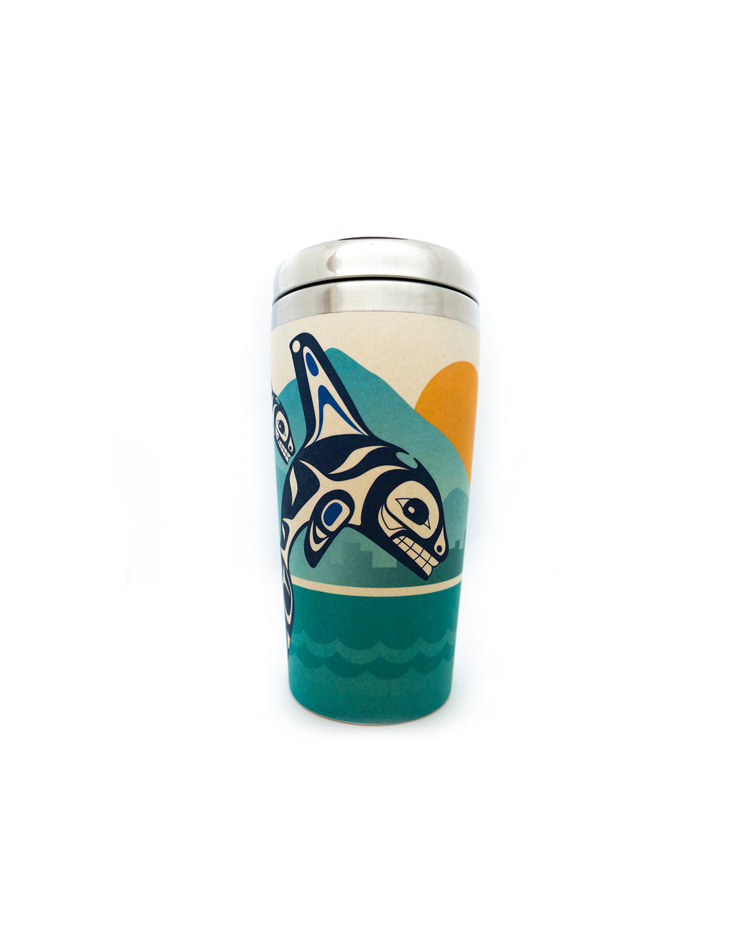 Art Print Travel Mug