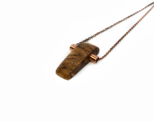 Shuk Palosanto Necklace