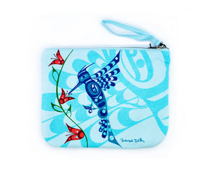 Peace, Love & Happiness Pouch