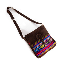 Load image into Gallery viewer, Tapiz Bag - Dark Brown