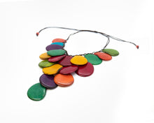 Load image into Gallery viewer, Cascade Tagua Necklace