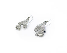 Load image into Gallery viewer, Orca Earrings