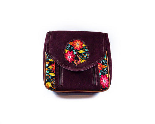 Tumarina Bag - Purple