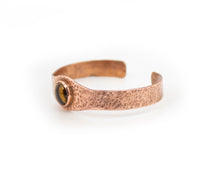 Load image into Gallery viewer, Tiger's Eye Copper Bracelet