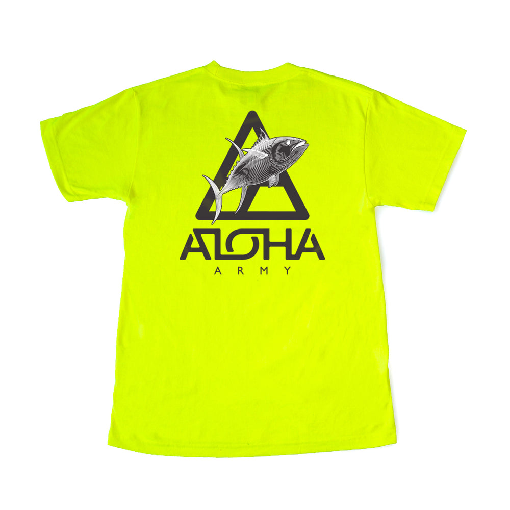 AHI HUNTER TEE