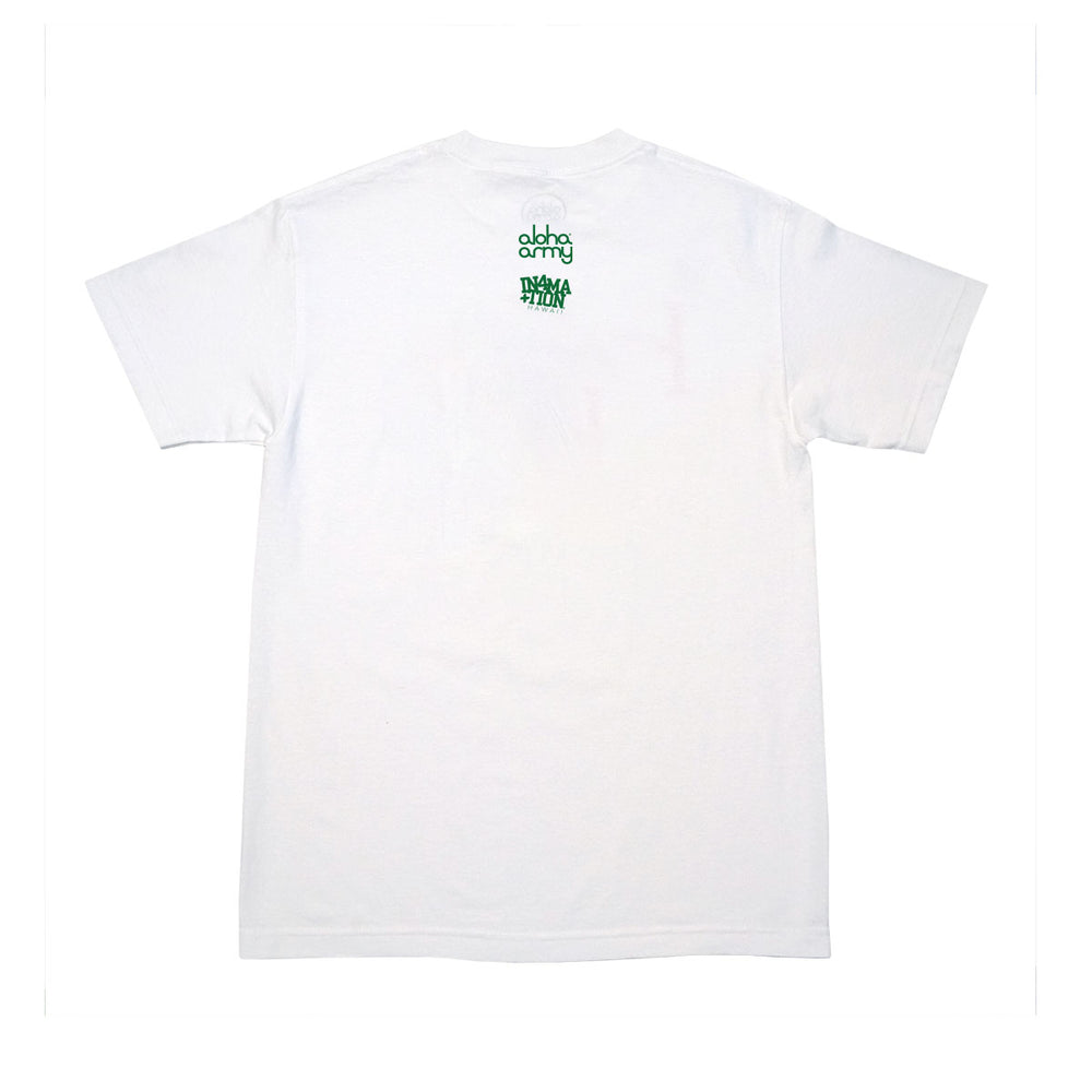 HI-LANDS TEE (IN4MATION X ALOHA ARMY EDITION)
