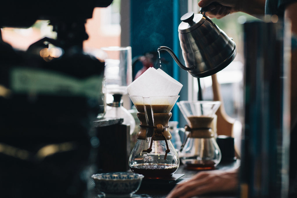 Brew style of the week: POUR OVER