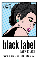 Black Label - Dark Roast (12oz)