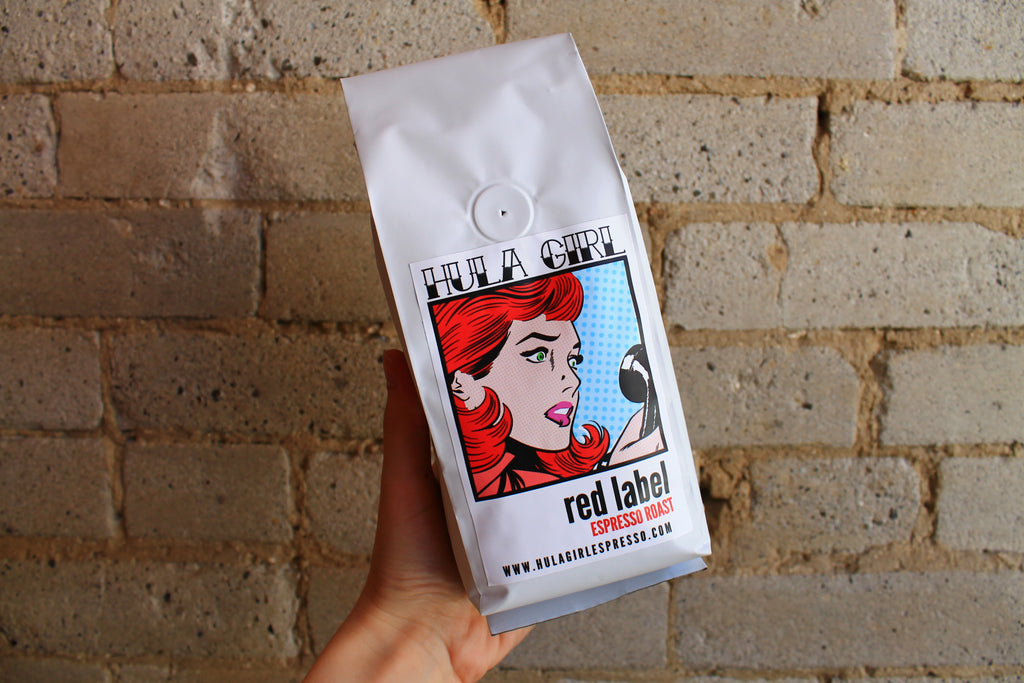 Red Label - Espresso Roast (12oz)