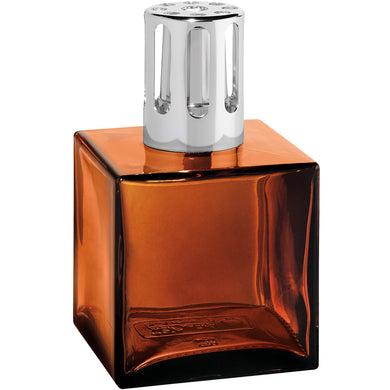 Cube Amber *Lamp Only