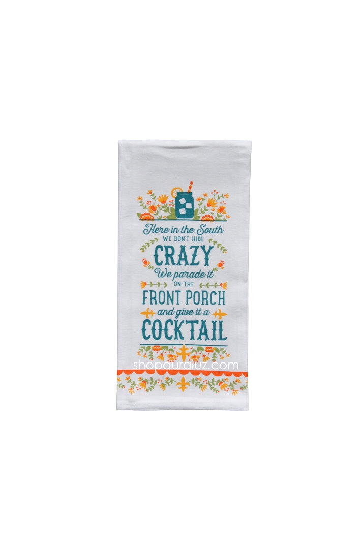 Towel-Crazy/Cocktail