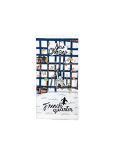 Load image into Gallery viewer, Towel-French Quarter Map