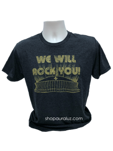 Men's s/s Tee...We Will Rock You