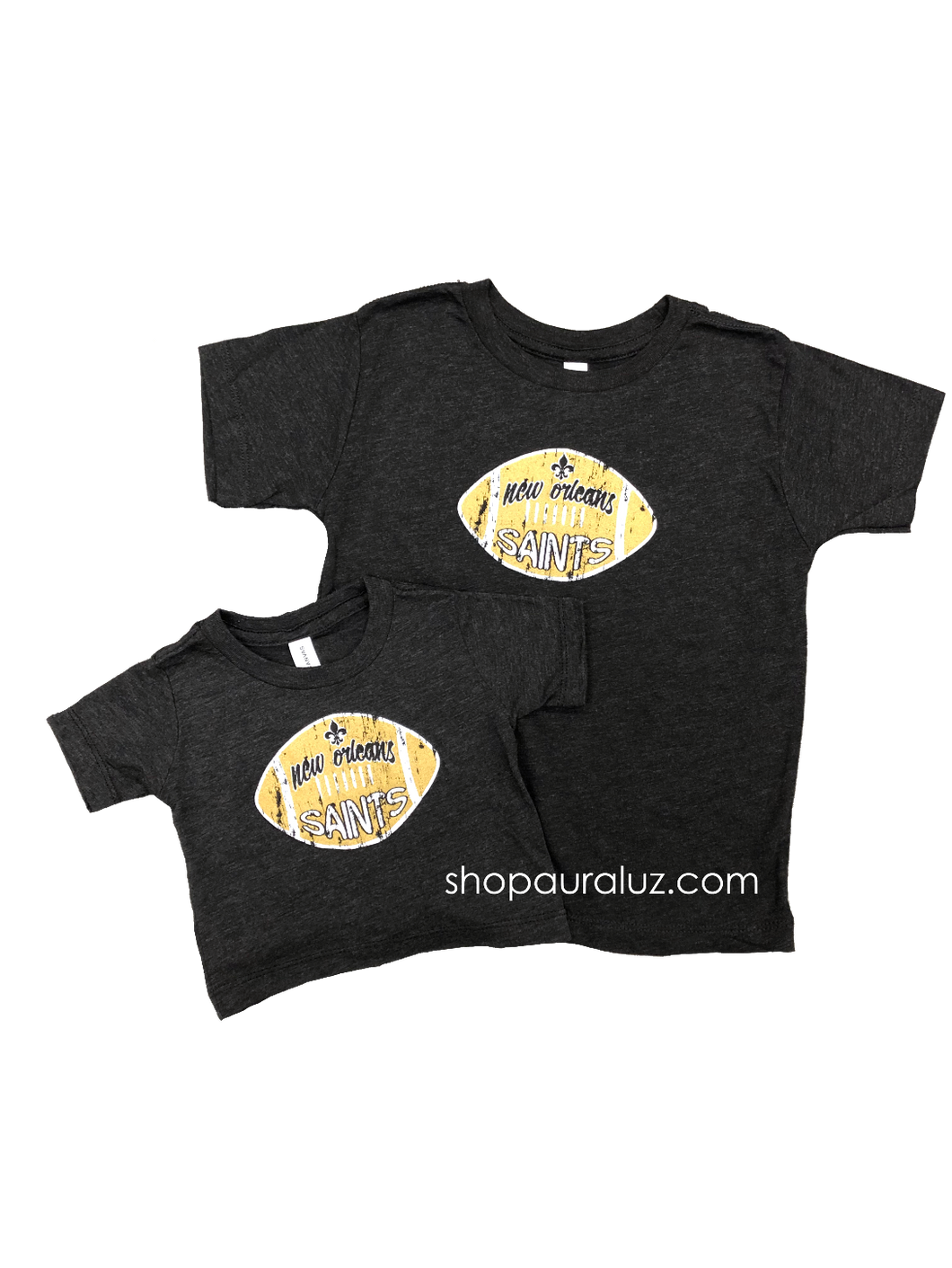 Kid's s/s Tee...NOLA Football