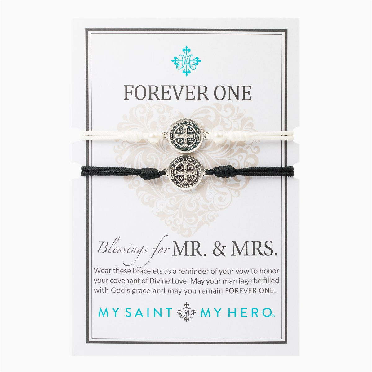 Forever One - Mr. & Mrs. Blessing Bracelets