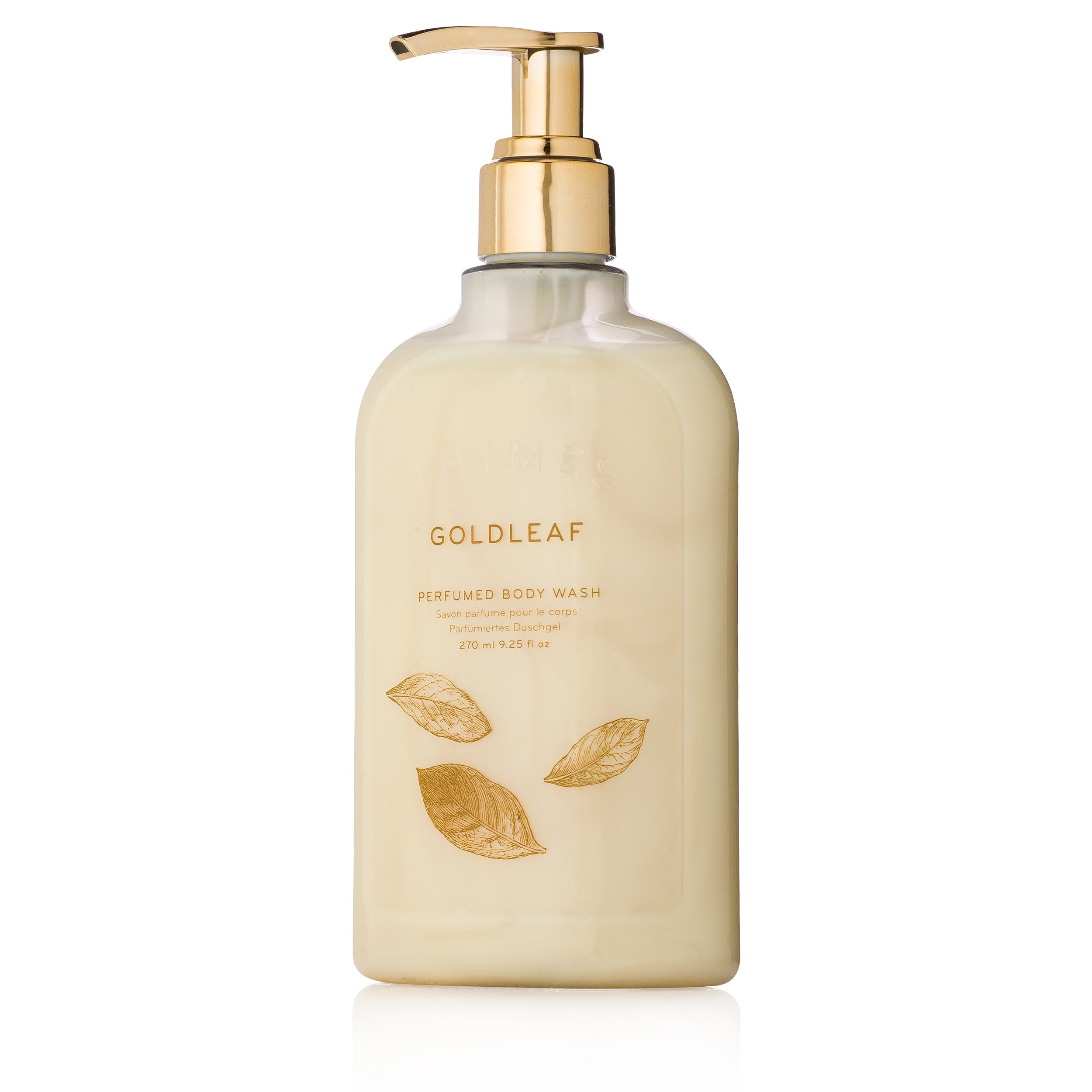 Goldleaf Perfumed Body Wash