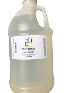 River Ranch Hand Cleanser - Half Gallon Refill -STORE PICKUP ONLY