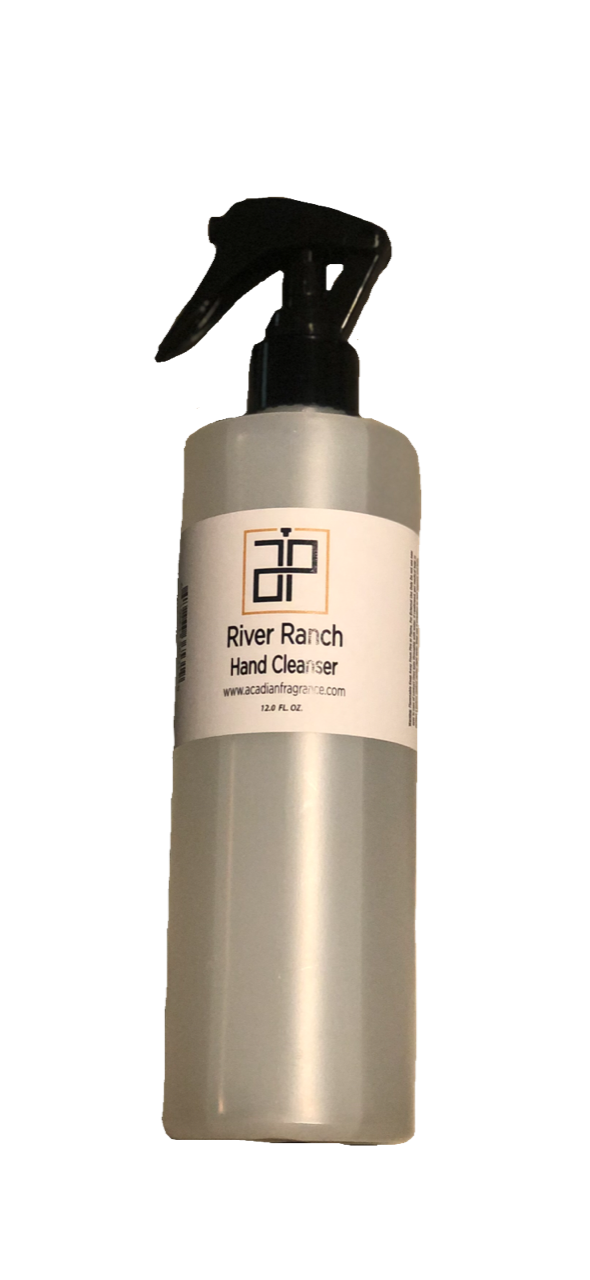 River Ranch Hand Cleanser w/spray attachment -12 oz -STORE PICKUP ONLY