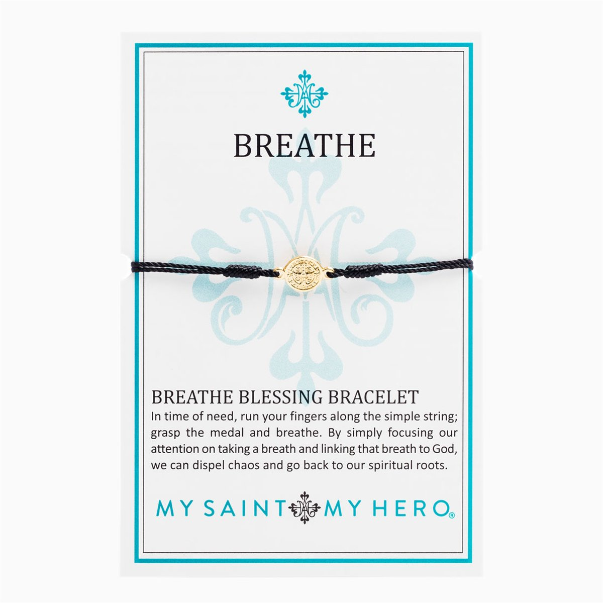 Breathe Blessing Bracelet