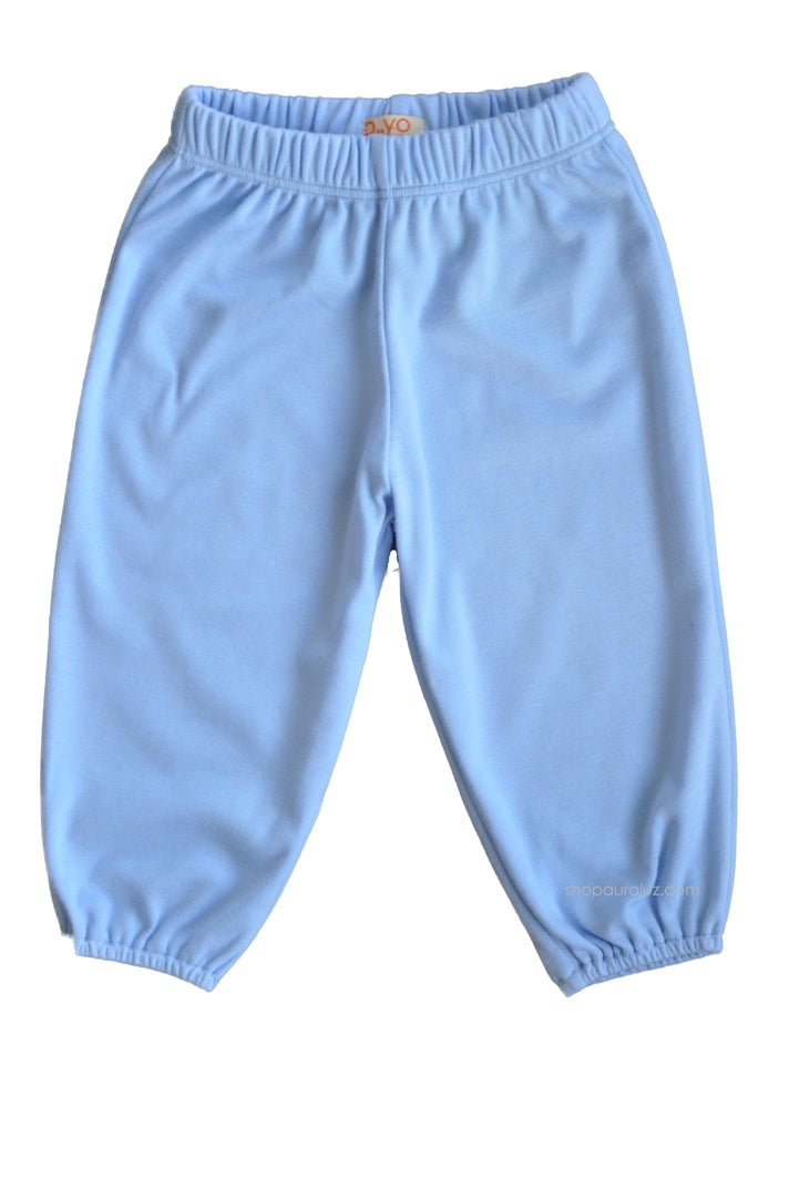 p..yo Knit Pant-Medium Blue