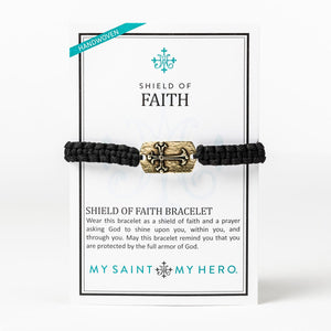 Shield of Faith Bracelet