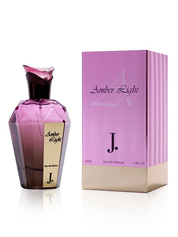 Amber Light for Women EDP- 100 ML (3.4 oz) by Junaid Jamshed - Intense oud