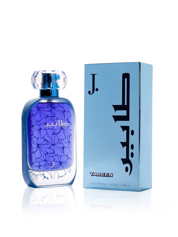 Tabeen for Women EDP- 100 ML (3.4 oz) by Junaid Jamshed - Intense oud