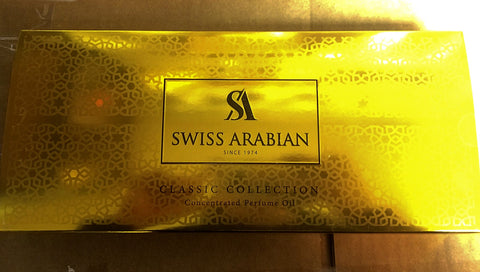 Jannat ul Firdous Gift Set by Swiss Arabian