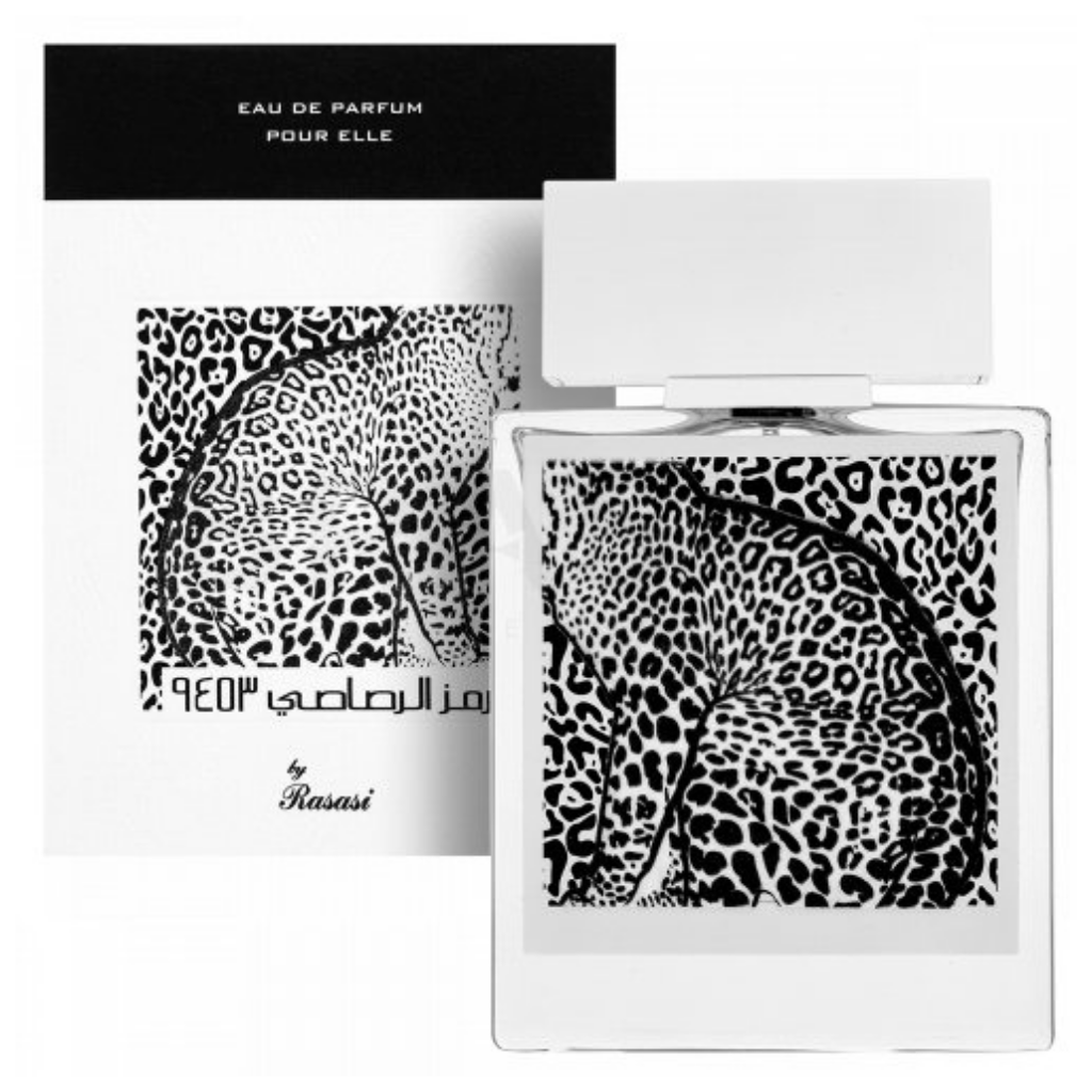 Rumz Al Rasasi 9453 (Leopard) Pour Elle for Women EDP- 50 ML (1.7oz) by Rasasi - Intense oud
