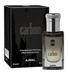 Ajmal Carbon CPO - Concentrated Perfume Oil 10 ML (0.3 oz) By Ajmal Perfumes - Intense oud